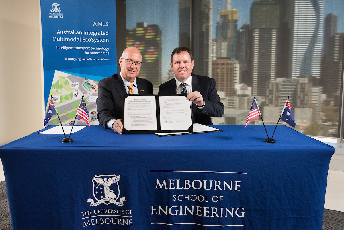 Global Cooperation: Australia and Michigan Sign Transportation MOU